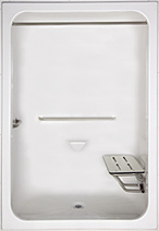 IS 6030SH MOD 4 Low Threshold Shower