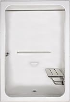 IS 6030SH MOD 4 Low Threshold Shower