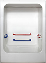 Pediatric Tub/Shower