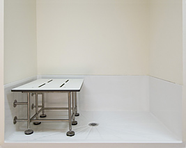 Bariatric Shower Base